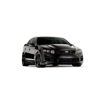 Новый Ford Performance Vehicles GT Black Limited Edition