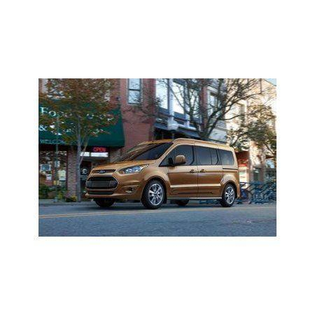 Ford отозвал Transit Connect из-за вероятности сноса крыши
