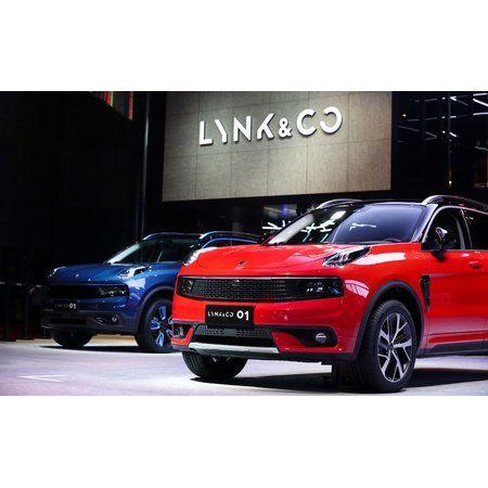 Ford поспорит с Geely: похож ли Lynk & CO на Lincoln